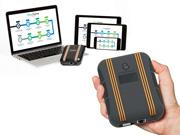 プレゼンターが出力しているモニター信号を無線LANで手元の端末に表示