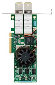 FPGAアクセラレーションに光通信機能を搭載