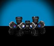 光学的ポインティング安定性を確保した固定焦点レンズ