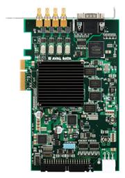 カメラ4台を同時に接続できる画像入力処理ボード
