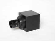 防塵設計でCameraLinkを搭載した近赤外線ラインスキャンカメラ