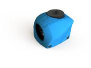 波面再構築ができるレーザー波面センサー