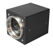 RGB3波長の色再現が可能なラインスキャンカメラ