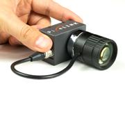 オートフォーカス液体レンズ対応カメラ