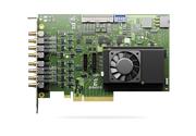 最大8台のカメラを1枚のカードに接続可能なフレームグラバー