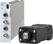 空間光測定やI-L特性の高速測定が可能な光センサーヘッド