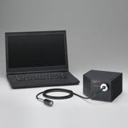 光束,照度,光度の絶対値を計測する測光量評価分光計測システム