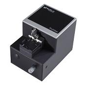 シンプル・高速測定・高精度分析が可能な小型ファイバー素線端面測定機
