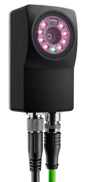 ビジョンアプリベースの産業用カメラ