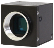 1200万画素のCMOSセンサーを搭載した小型カメラ