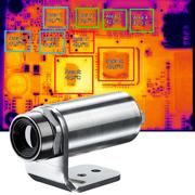 付属ソフトからフォーカス制御が可能な赤外線カメラ