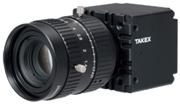 高画素のカラー画像を歪みなく高速撮影可能なフルフレームシャッターカラーカメラ