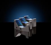 広帯域あるいは多波長ビーム拡大に適した反射型ビームエキスパンダー