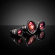 装置への組み込みに適した固定焦点レンズ