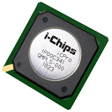4K60Hz 2画面入力PiP出力対応 IP変換・解像度変換・画像歪補正LSI