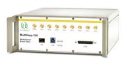 短いデッドタイムでスループットを実現したマルチチャンネルTCSPC装置