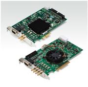 2機種のCoaXPress I/F画像入力ボードを開発