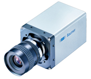 71 dBのダイナミックレンジのCMOSカメラ
