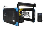 3 mの部材を自動計測するロボット搭載型光学式3Dスキャナー