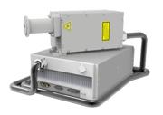 大幅に小型化・軽量化したレーザー