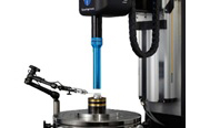 偏芯評価・調整機能の付いたレンズ組立装置