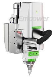 パイプ切断と溝加工を兼ね備えた4軸パイプ切断加工ヘッド
