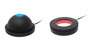 明るさの自動管理が可能なドーム照明とマルチリング照明