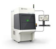 プログラミングや治具を調整しやすい一体型レーザーマーキング加工機