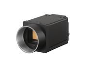 ワンショットで偏光画像を取得する偏光カメラ