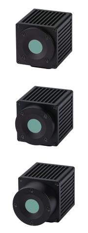 熱画像と温度計測を両立したシャッターレス小型遠赤外線カメラモジュール