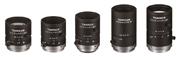 1/1.7型センサー対応のマシンビジョン用単焦点レンズ