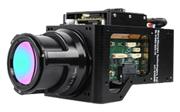 コンパクトな高感度小型ガス検知用カメラモジュール