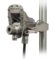 メタンガスの漏洩を安全にモニタリングするカメラ