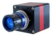 高感度なInGaAs検出器を採用したSWIRカメラ