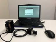リアルタイムでの高速画像の取得が可能なハイスピードストリーミングカメラ