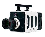 100万画素で76,000コマ/秒の超高速度撮影するハイスピードカメラ
