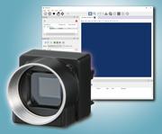 24.5M画素Cマウントカメラと新ビューワソフト
