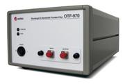 C&L-bandの広帯域波長可変可能な電動型可変光フィルター