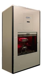 1μm精度の表面品質計測を1分で終了する非接触式3次元平面計測システム