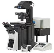 細胞を高精細で3D観察できるレーザー走査型顕微鏡機種