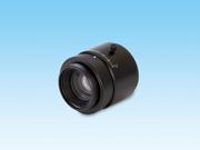 カラー素子に対応したラインスキャンカメラ用レンズ