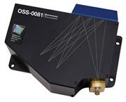 トロイダル回折格子と多層膜フィルターを搭載した分光センサー