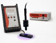 LED UVキュアリング装置向けパワーメーター