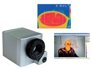 赤外線長波長熱画像カメラ