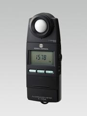 パルス幅変調調光に対応した照度計