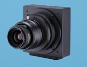 7300画素×3ラインのカラーラインスキャンカメラ