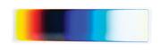 OD4以上の透過阻止性有するリニア可変エッジフィルター