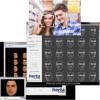 ディープラーニングベースの顔認証ツール