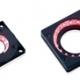 シーシーエス,極小部品の検査向けに小型リング赤色照明を発売