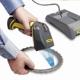 ハンドヘルド型工業用バーコードリーダーにワイヤレスタイプを追加